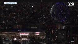 Tokyo Olimpiyatları'nda Drone Gösterisi