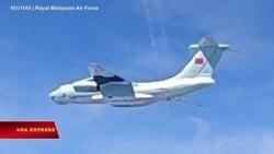 Malaysia phản đối Trung Quốc 'xâm nhập' không phận trên Biển Đông