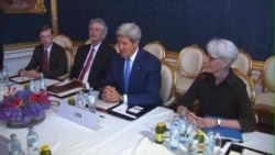 No Iran Accord After Kerry Talks
