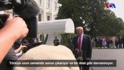 Trump'tan Yeni 'Brunson' Açıklaması: 'Türkiye Dostça Davranmıyor'
