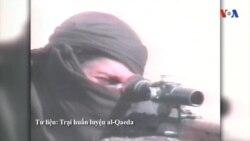 Mỹ không kích trại huấn luyện, giết chết hàng chục tên khủng bố al-Qaeda