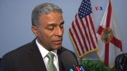 Disidente cubano Biscet eleva su voz desde el Capitolio