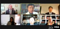 3일 카네기 재단이 일본 국제관계포럼(JFIR)과 '중국 다루기' 웨비나를 공동 주최했다.
