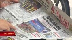 Truyền hình VOA 10/10/20: Việt Nam phạt nặng lĩnh vực báo chí, 'bóp nghẹt' tiếng nói đối lập