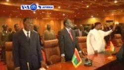 VOA60 AFIRKA: Burkina Faso Shugaban Kasar Michel Kafando Ya Ce Zai Mika Mulki Zuwa Ga Fara Hula, Satumba 24, 2015