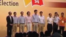 香港立法会选举揭晓 民主派受重挫