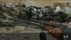 Yazidi Town Lies in Ruins After IS Control