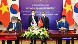 Việt Nam muốn cùng Hàn Quốc nghiên cứu, sản xuất vaccine
