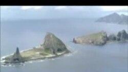 中日海上争端升温 军方互发警告