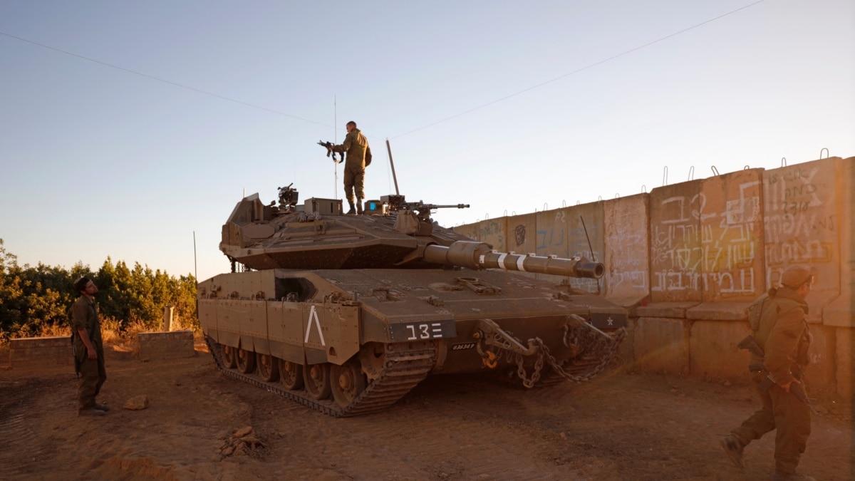 Israel Bombardir Lebanon Setelah Diserang Roket