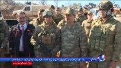 ترکیه از پیروزیهایی در اطراف منطقه عفرین در خاک سوریه خبر داد