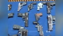 Washington Wrestles Anew With US Gun Violence