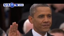 Tổng thống Obama tuyên thệ nhậm chức nhiệm kì 2