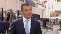 NATO Leader Confident in Afghan Security After Political Power Deal