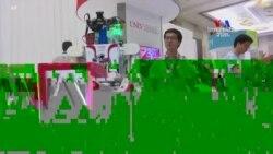 ԱՌԱՆՑ ՄԵԿՆԱԲԱՆՈՒԹՅԱՆ. Ամազոն ընկերությունը Լաս Վեգասում կազմակերպել էր ռոբոտների ցուցադրում
