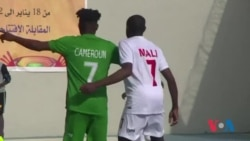 Le football devient une «libération» pour les Africains emprisonnés au Maroc (vidéo)