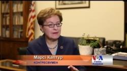 Як розуміти та оцінювати слова Обами про Україну, пояснила конгресвумен-демократ. Відео