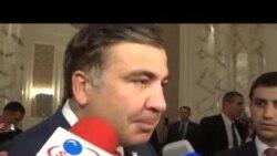 Mixeil Saakaşvili: Avropanın təhlükəsizliyinin, dünyada azadlığın taleyi Azərbaycanda həll olunur