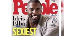 Idris Elba mwanaume mwenye mvuto duniani.