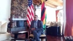 Ambassador Nichols Says Zimbabwe Should Transition to Democratic State