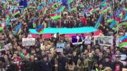 Azerbaijani Opposition Holds Anticorruption Rally in Baku