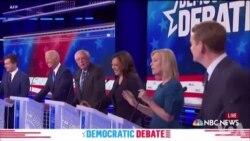 Etazini: Deba ant Kandida Demokrat yo pou Nominasyon Pati a nan Kad Prezidansyel 2020 an