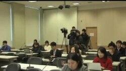 2012-11-27 美國之音視頻新聞: 衛星圖像顯示北韓準備試射導彈