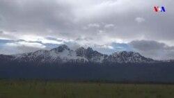 Yadda Musulmai Ke Azumin Fiye Da Sa'a 20 A Jihar Alaska