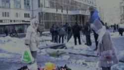 Rising Tensions as Kyiv Debates Future of Independence Square