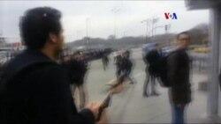 Militares de EE.UU. atacados en Turquía