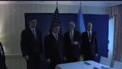 2014-02-02 美國之音視頻新聞: 克里會見烏克蘭反對派領袖重申美國支持