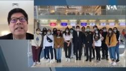 ทูตไทยในสหรัฐฯเตรียมผลักดันเพิ่มโควต้าคนไทยกลับประเทศช่วงโควิด-19