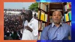 """""""Lorsqu'un candidat meurt, l'élection doit être annulée"""", selon Hervé Miabey"""