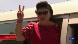 Cựu đệ nhất phu nhân Philippines bị tuyên án về tham nhũng