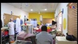 Taxa de mortalidade na Nigéria