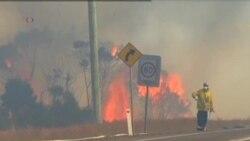 調查人員稱軍事演習導致澳大利亞山火