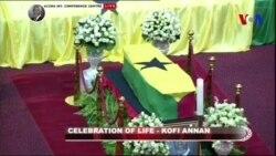 Les funérailles nationales de Kofi Annan au Ghana