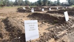 As Refugees Perish, Greek Graveyards Fill