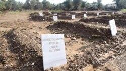As Refugees Perish, Greek Graveyards Fill