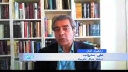 علی صدرزاده تحلیلگر مسائل خاورمیانه