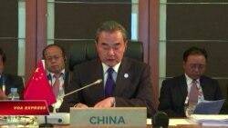 Vương Nghị hủy cuộc gặp đã lên lịch với Phạm Bình Minh