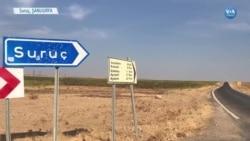 Suruç ve Kobani'de Sessizlik Hakim