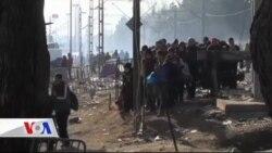 2015 Yılına Mülteci Krizi Damga Vurdu