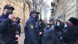 """""""Sovetski"""" sakinləri etiraz aksiyası keçirib"""