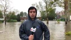 Se reportan primeras víctimas del Huracán Florence