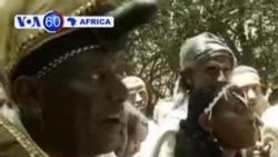 VOA60 Afirka: Kabilar Oromo Mafi Girma A Habasha, Oktocba 1, 2013