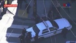 San Francisco'da Silahlı Saldırı