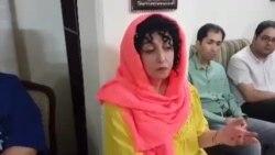 توضیحات نرگس محمدی درباره بیماریهای مشکوک زندانیان سیاسی