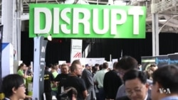 Techcrunch Disrupts Conference in Silicon Valley