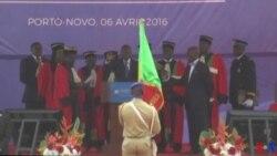 Patrice Talon investi président du Bénin
